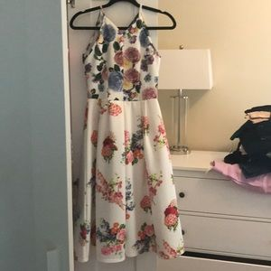 ASOS Floral Dress Size 2